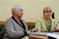 Жители области пожаловались Владимиру Груздеву на плохие дороги и проблемы ЖКХ, Фото: 16