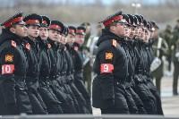 Репетиция Парада Победы в подмосковном Алабино, Фото: 40