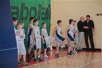 Открытие Всероссийского турнира по баскетболу памяти Голышева. 6 марта 2014, Фото: 4
