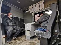 Проверка транспорта в Новомосковске, Фото: 10