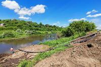 В Тульской области началась расчистка русел Оки и Упы, Фото: 36