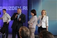 Разговор с губернатором Тульской области Владимиром Груздевым, Фото: 20