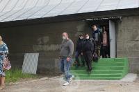 В Туле сотрудники МЧС эвакуировали госпитали госпиталь для больных коронавирусом, Фото: 20