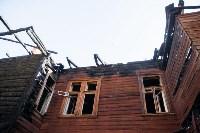 Сгоревший дом на ул. Пушкинской, Фото: 2
