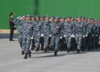 19 сентября в Туле прошла церемония вручения знамени управлению МВД , Фото: 12