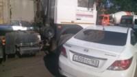Два ДТП на проспекте Ленина. 08.08.2014, Фото: 2