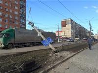 ДТП в районе перекрестка ул. Ложевой с ул. Калинина., Фото: 2