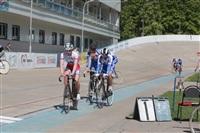 Открытое первенство Тулы по велоспорту на треке. 8 мая 2014, Фото: 19