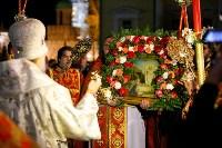 Пасхальное богослужение в Успенском соборе, Фото: 57