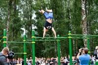 Международный открытый турнир по дворовым видам спорта «Street Workout Tula». 28 июля 2013, Фото: 6