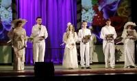 Алексей Дюмин поздравил тулячек с 8 Марта в филармонии, Фото: 1