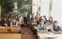 Денис Бычков проверил один их тульских пунктов сдачи ЕГЭ , Фото: 4