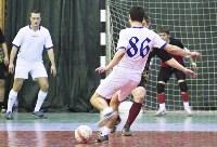 24 тур Высшей лиги ЛЛФ по мини-футболу, Фото: 5