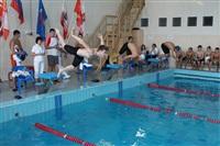 Открытые чемпионат и первенство Тульской области по плаванию на короткой воде, Фото: 3