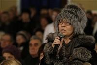Владимир Груздев в Белевском районе. 17 декабря 2013, Фото: 30