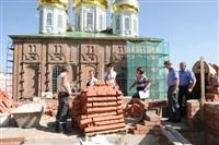 Реставрационные работы в Тульском кремле, Фото: 1