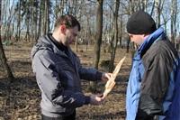 Жуки-короеды напали на деревья в Горелках, Фото: 4