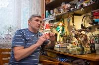 Тульский мастер-кукольник Юрий Фадеев, Фото: 29