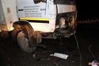 Под Тулой столкнулись грузовой Mercedes и «семерка», Фото: 6