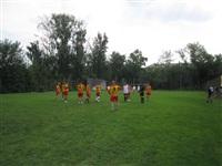 Фанаты тульского «Арсенала» сыграли в футбол с руководством клуба, Фото: 1