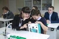 Открытие химического класса в щекинском лицее, Фото: 58