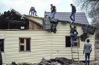 Снос дома в поселке Плеханово, Фото: 79