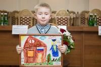В Туле прошёл конкурс детских рисунков «Мои родители работают в прокуратуре», Фото: 32