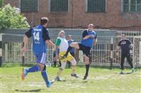Тульские журналисты сыграли в футбол с зэками, Фото: 43