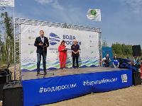 В Кондуках прошла акция «Вода России»: собрали более 500 мешков мусора, Фото: 9