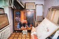 Александр Немцов рассказал об истории картины с Путиным, Богородицей и Николаем II, Фото: 21