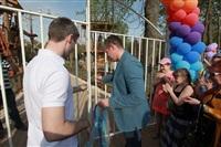 """Открытие зоны """"Драйв"""" в Центральном парке. 1.05.2014, Фото: 9"""