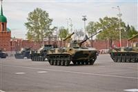 Вторая генеральная репетиция парада Победы. 7.05.2014, Фото: 38