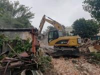 В историческом центре Тулы сносят аварийные дома, Фото: 2