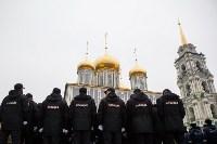 Митинг сотрудников ОВД в Тульском кремле, Фото: 75