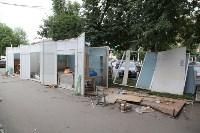 Ликвидация торговых рядов на улице Фрунзе, Фото: 5
