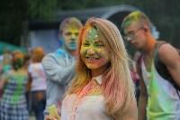 ColorFest в Туле. Фестиваль красок Холи. 18 июля 2015, Фото: 5