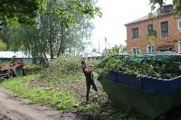 «Экопатруль» благоустроил в Киреевске двор, Фото: 26