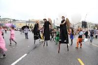 «Театральный дворик» стартовал с яркого карнавала, Фото: 3
