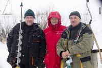 В Туле выбрали лучших рыбаков по ловле на блесну со льда, Фото: 40