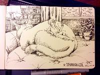 Комиксы Валерии Амелиной, Фото: 13
