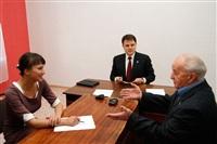 Владимир Груздев в Ясногорске. 8 ноября 2013, Фото: 23