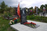 В Узловой установили памятник на могиле считавшегося пропавшим без вести летчика-героя, Фото: 6