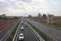 В Туле открыли движение по второй ветке Восточного обвода, Фото: 5