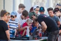 В Туле открылось новая молодежная площадка «Газон». Фоторепортаж, Фото: 36