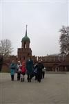 16 октября Владимир Груздев проконтролировал ход работ в Тульском кремле., Фото: 4