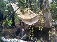 В Тульской области в лесу поисковики нашли захоронение артиллеристов и лошадей, Фото: 9