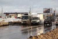 Потоп на ул. Рязанской и Восточном обводе, Фото: 3