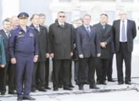 19 сентября в Туле прошла церемония вручения знамени управлению МВД , Фото: 17