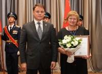 В правительстве жителям Тульской области вручили государственные и региональные награды, Фото: 3