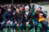 Арсенал - ЦСКА: болельщики в Туле. 21.03.2015, Фото: 16